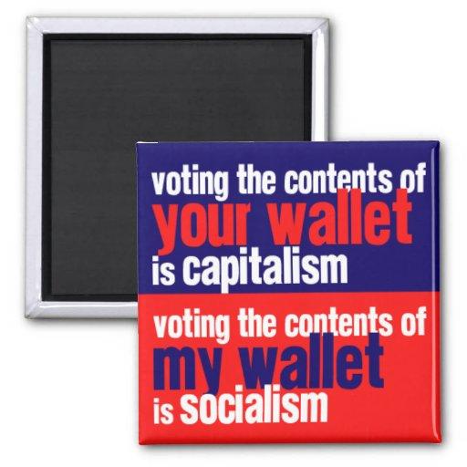 Socialism V Capitalism Meme