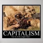 Capitalismo Demotivational Poster