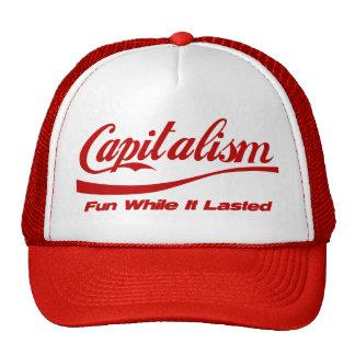 Capitalismo: Diversión mientras que duró Gorra