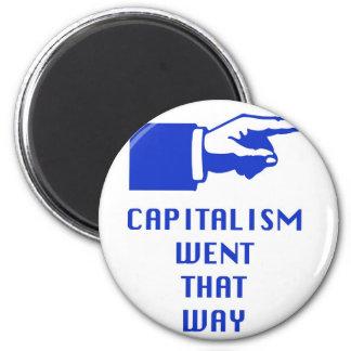 capitalismo iman para frigorífico