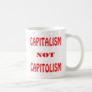 CAPITALISMO no CAPITOLISM Taza