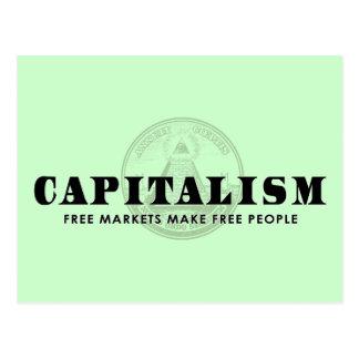 Capitalismo Tarjeta Postal