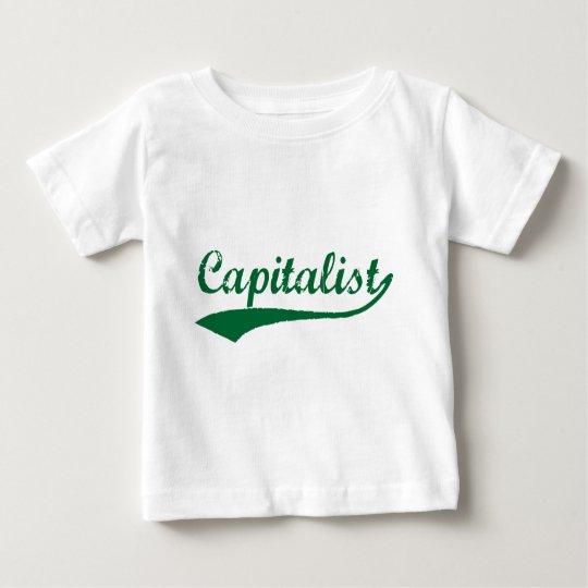 Capitalist Baby T-Shirt