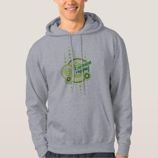 Capitalist Hippie Hooded Sweatshirt