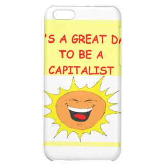 CAPITALIST iPhone 5C CASE