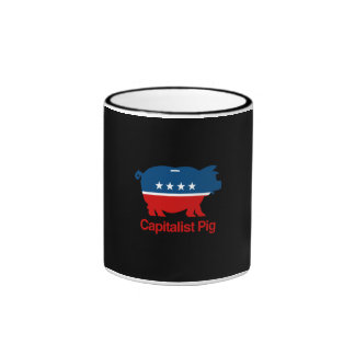 Capitalist Pig.png Coffee Mug