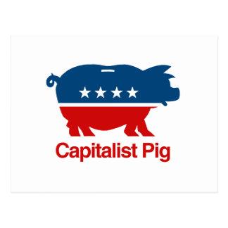 Capitalist Pig.png Postcard