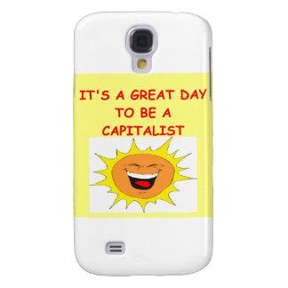 CAPITALIST SAMSUNG GALAXY S4 COVERS