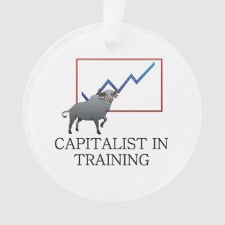 Capitalista de la CAMISETA en el entrenamiento