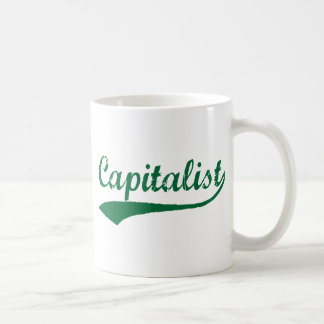 Capitalista Taza Clásica