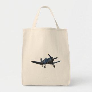 Capitán 1 bolsa tela para la compra
