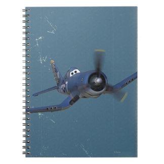 Capitán 3 notebook