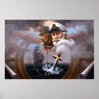 Capitán 3 o del mapa de las NOTICIAS DOS capitán d Impresiones