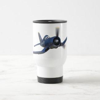 Capitán 3 tazas de café