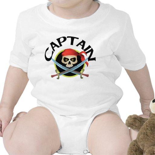 capitán 3D Traje De Bebé