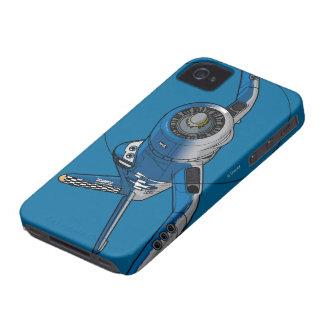 Capitán 4 iPhone 4 carcasa