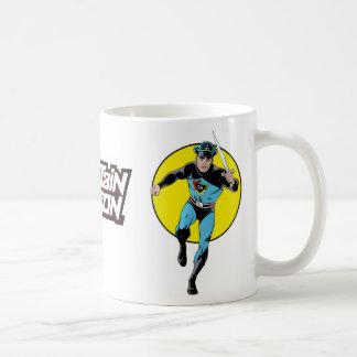 Capitán Action Mug Taza