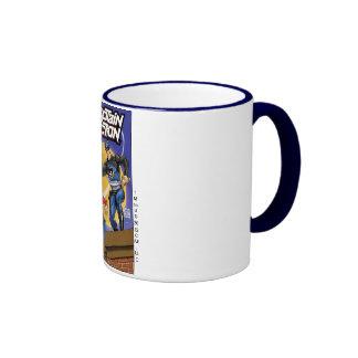 Capitán Action- Murphy Anderson Tazas De Café