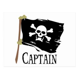 Capitán alegre de Rogelio Tarjetas Postales