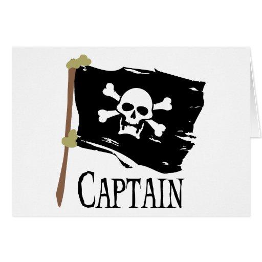 Capitán alegre de Rogelio Tarjeton