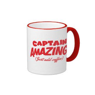 Capitán Amazing Mug Taza De Café