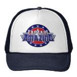 Capitán Amazing Trucker Hat Gorro