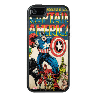 Capitán América - 100 abril Funda Otterbox Para iPhone 5/5s/SE