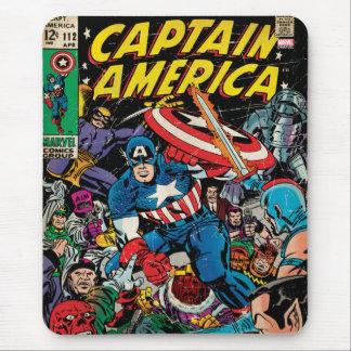 Capitán América #112 cómico Alfombrilla De Ratones