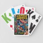 Capitán América #112 cómico Baraja