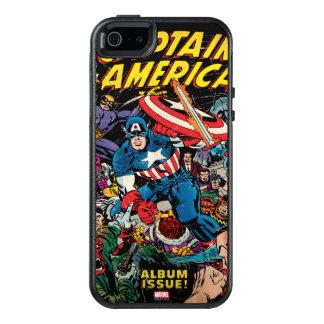 Capitán América - el 112 de abril Funda Otterbox Para iPhone 5/5s/SE