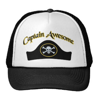 Capitán Awesome Gorro