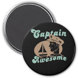 Capitán Awesome Imanes Para Frigoríficos