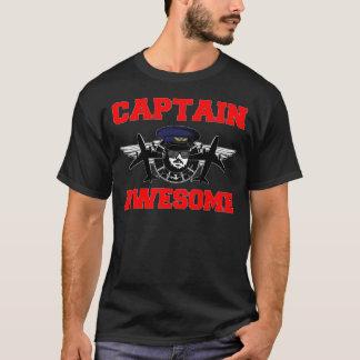 Capitán Awesome Playera