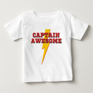 Capitán Awesome Remera