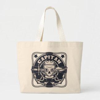 Capitan Jumbo Tote Bag