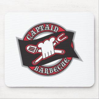 Capitán Barbecue Tapete De Raton