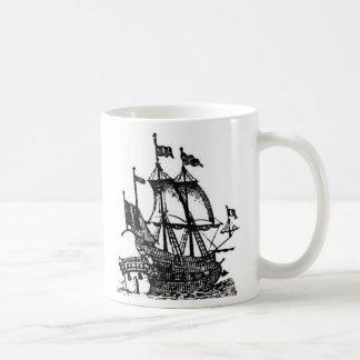Capitán Blood Pirate Mug Taza De Café