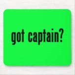 ¿capitán conseguido? tapetes de ratones