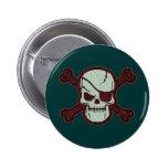 Capitán Curly III Pin