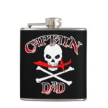 Capitán Dad Flask
