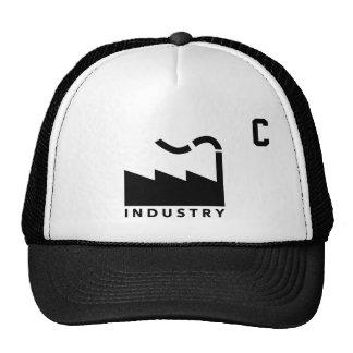 ¡Capitán de la industria! Gorros