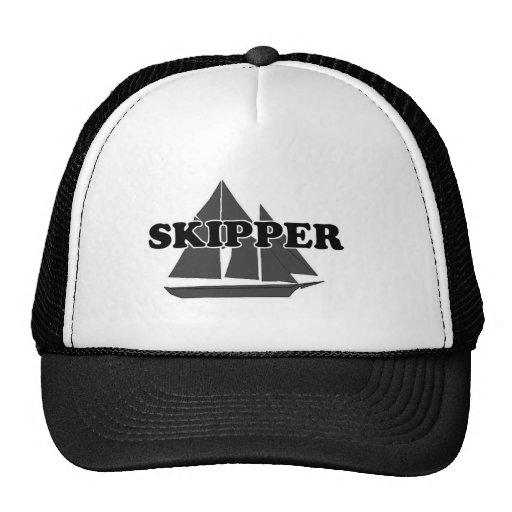 Capitán de las trituradoras gorra