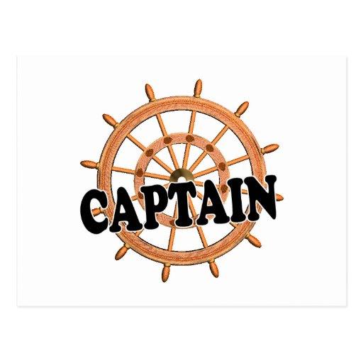 Capitán de las trituradoras postales