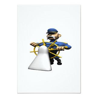 Capitán de mar 2 comunicado personal