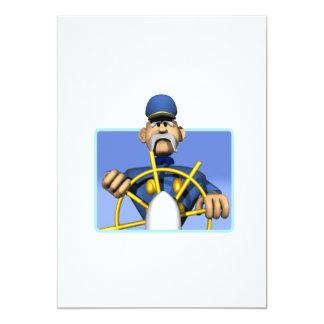 Capitán de mar comunicado