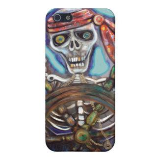 Capitán Death iPhone 5 Cárcasas