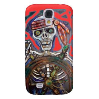 Capitán Death Funda Para Galaxy S4