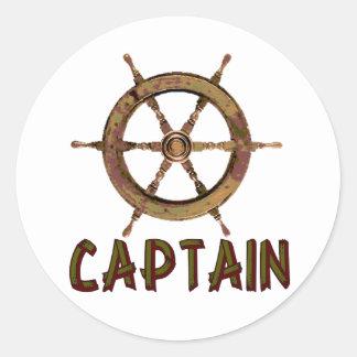 Capitán Etiquetas