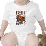Capitán Future Camisetas
