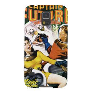Capitán Future - luna mágica Carcasa Para Galaxy S5